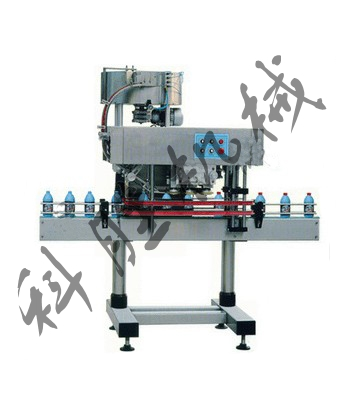 自动直列式旋盖机